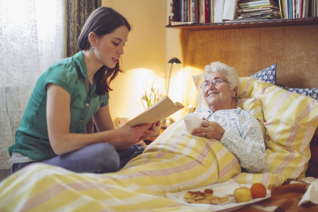 Live-In Home Care